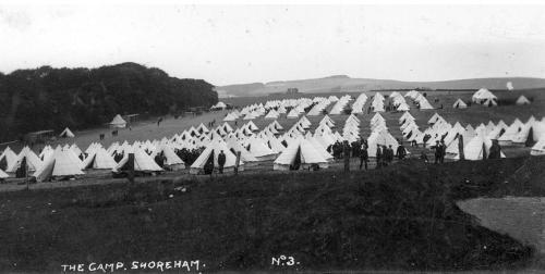 Slonk Hill pre-1914