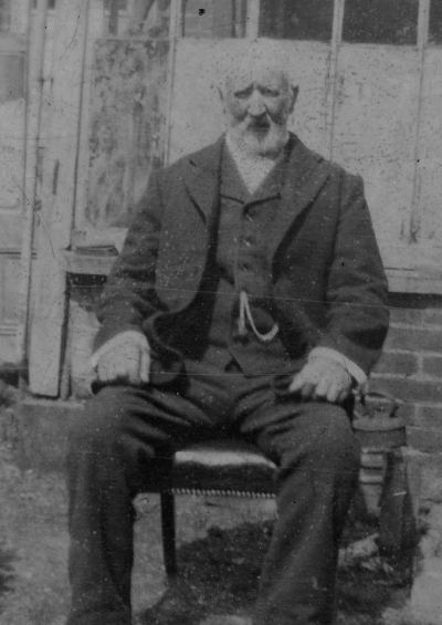 The boys' grandfather, Henry Goodchild (1835-1923)